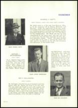 1943 Rocky River High School Yearbook Page 54 & 55