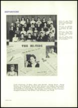 1943 Rocky River High School Yearbook Page 76 & 77