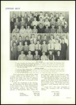 1943 Rocky River High School Yearbook Page 86 & 87