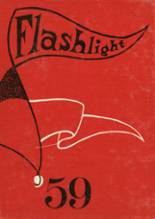 1959 Yearbook Abilene High School