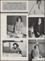 1979 Evergreen High School Yearbook Page 34 & 35