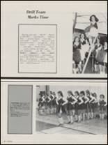 1979 Evergreen High School Yearbook Page 166 & 167