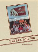 1986 Yearbook La Porte High School