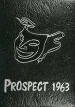 1963 Yearbook John Jay High School