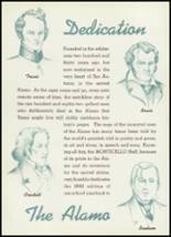 1948 Thomas Jefferson High School Yearbook Page 20 & 21
