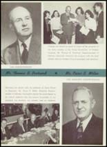 1948 Thomas Jefferson High School Yearbook Page 24 & 25