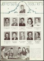1948 Thomas Jefferson High School Yearbook Page 32 & 33