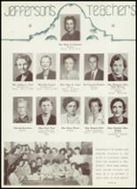 1948 Thomas Jefferson High School Yearbook Page 36 & 37