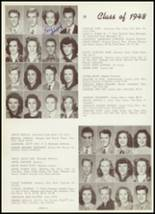 1948 Thomas Jefferson High School Yearbook Page 56 & 57