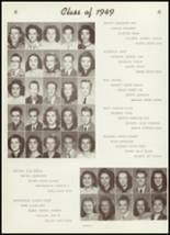 1948 Thomas Jefferson High School Yearbook Page 64 & 65