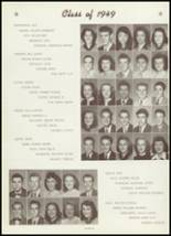 1948 Thomas Jefferson High School Yearbook Page 66 & 67