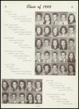 1948 Thomas Jefferson High School Yearbook Page 68 & 69
