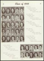 1948 Thomas Jefferson High School Yearbook Page 72 & 73