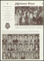 1948 Thomas Jefferson High School Yearbook Page 100 & 101