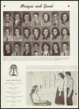 1948 Thomas Jefferson High School Yearbook Page 110 & 111