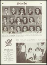 1948 Thomas Jefferson High School Yearbook Page 114 & 115