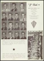 1948 Thomas Jefferson High School Yearbook Page 166 & 167
