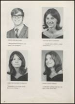 1971 Stillwater High School Yearbook Page 38 & 39
