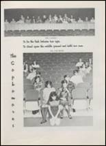 1971 Stillwater High School Yearbook Page 56 & 57