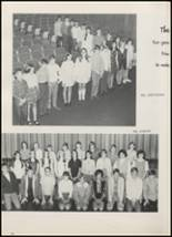 1971 Stillwater High School Yearbook Page 58 & 59