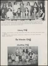 1971 Stillwater High School Yearbook Page 68 & 69