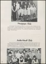 1971 Stillwater High School Yearbook Page 72 & 73