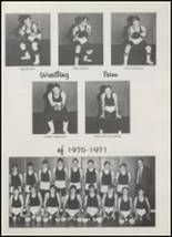 1971 Stillwater High School Yearbook Page 84 & 85