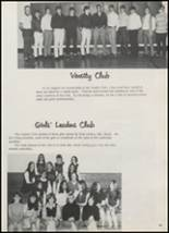 1971 Stillwater High School Yearbook Page 86 & 87
