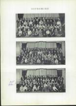 1937 Macomber Vocational High School Yearbook Page 56 & 57