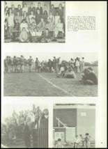 1971 Mattituck-Cutchogue High School Yearbook Page 22 & 23