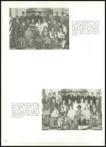 1971 Mattituck-Cutchogue High School Yearbook Page 28 & 29