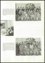 1971 Mattituck-Cutchogue High School Yearbook Page 32 & 33