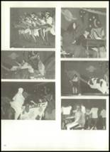 1971 Mattituck-Cutchogue High School Yearbook Page 38 & 39