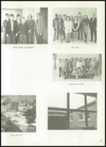 1971 Mattituck-Cutchogue High School Yearbook Page 40 & 41