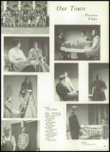 1971 Mattituck-Cutchogue High School Yearbook Page 46 & 47