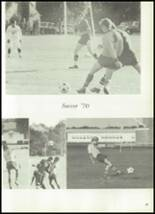 1971 Mattituck-Cutchogue High School Yearbook Page 52 & 53