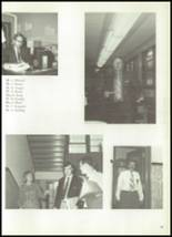 1971 Mattituck-Cutchogue High School Yearbook Page 70 & 71