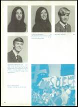 1971 Mattituck-Cutchogue High School Yearbook Page 84 & 85