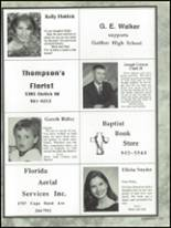 1997 Gaither High School Yearbook Page 330 & 331