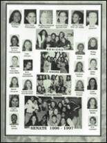 1997 Gaither High School Yearbook Page 354 & 355