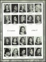 1997 Gaither High School Yearbook Page 406 & 407
