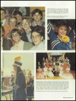 1986 Sheridan High School Yearbook Page 14 & 15