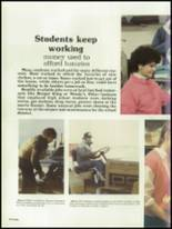 1986 Sheridan High School Yearbook Page 16 & 17