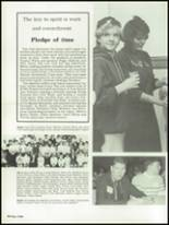 1986 Sheridan High School Yearbook Page 86 & 87