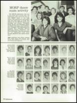 1986 Sheridan High School Yearbook Page 100 & 101