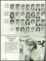 1986 Sheridan High School Yearbook Page 114 & 115