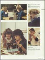 1986 Sheridan High School Yearbook Page 130 & 131