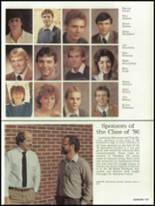 1986 Sheridan High School Yearbook Page 132 & 133