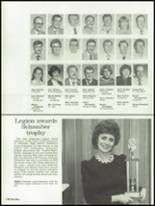 1986 Sheridan High School Yearbook Page 154 & 155