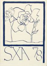 1978 Yearbook St. Xavier High School